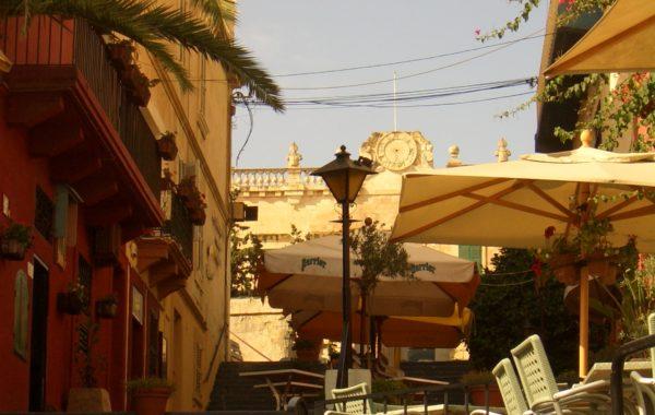 Мальта – в городе