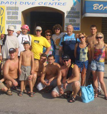 Мальта – возле Dive Center