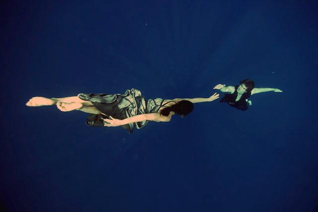 Свобода в воде
