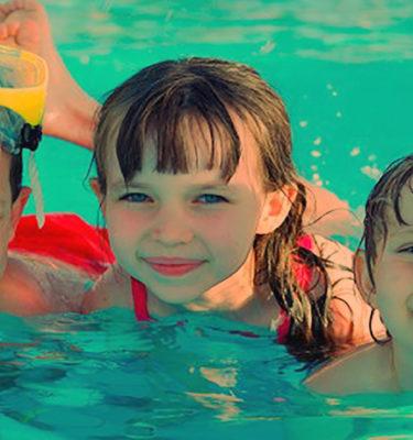 Удовольствие от плавания