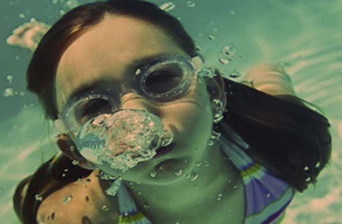 Дыхание в плавании
